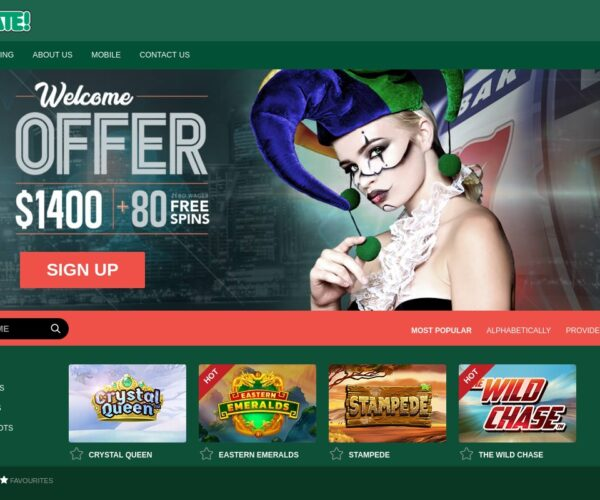 How the payment process is done instantly on the online free Australian casino?
