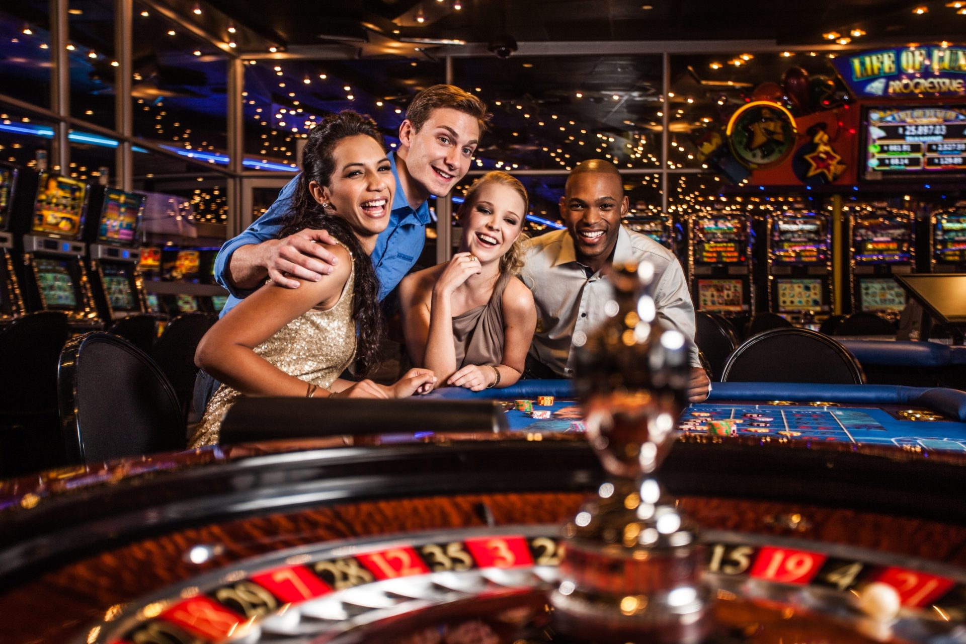 The experience and atmosphere of live casino: